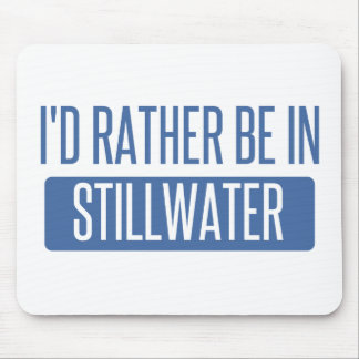 Stillwater Mouse Pad