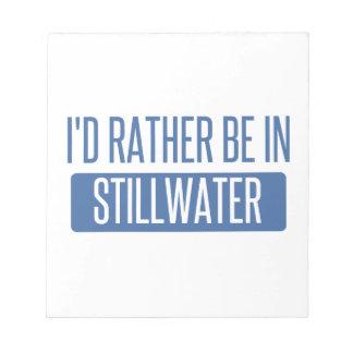 Stillwater Notepads