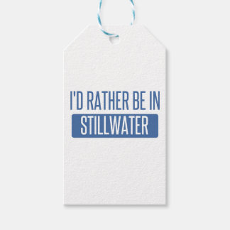 Stillwater Pack Of Gift Tags