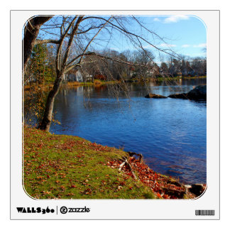 Stillwater River at Webster Park Wall Sticker