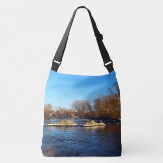 Stillwater River Late Winter 2016 Crossbody Bag