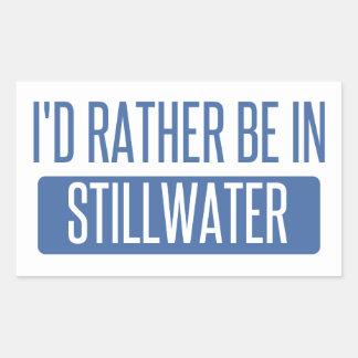 Stillwater Sticker