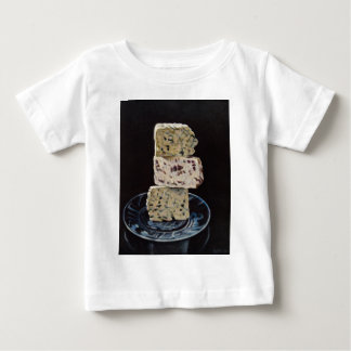 Stilton Cheese Stack Baby T-Shirt