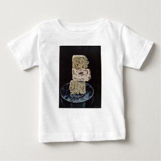 Stilton Cheese Stack Baby T-Shirt