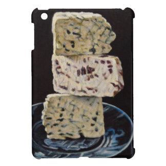 Stilton Cheese Stack iPad Mini Cases