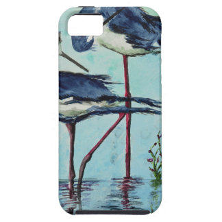 Stilts Bathing - Painting iPhone 5 Cases