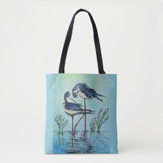 Stilts Bathing Tote Bag