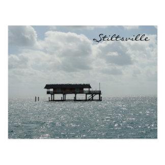 Stiltsville Postcard