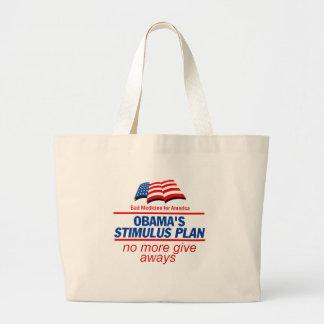 Stimulus Plan Bag