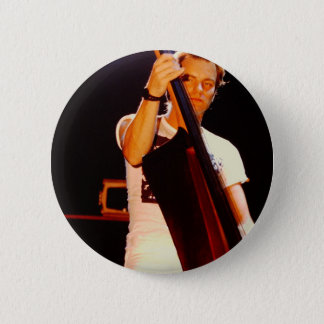 Sting Playing The Cello 2 Inch Round Button