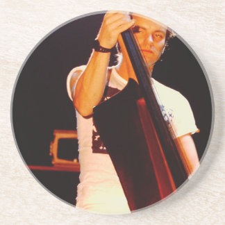 Sting Playing The Cello Coaster