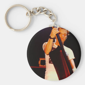 Sting Playing The Cello Keychain