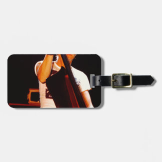 Sting Playing The Cello Luggage Tag