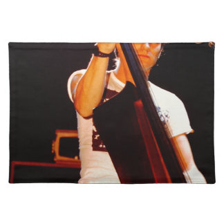 Sting Playing The Cello Placemat