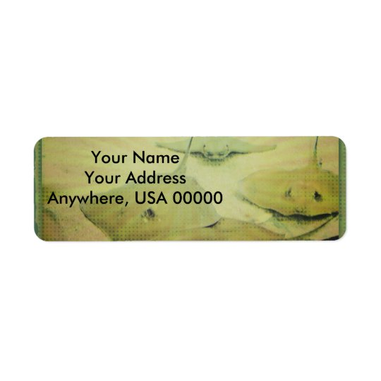 Sting Ray Address Labels