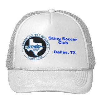 stinglogo_011, le football de Sting, club, Dallas, Casquette Trucker
