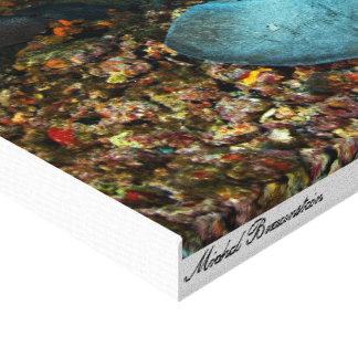 Stingray 2 - Canvas