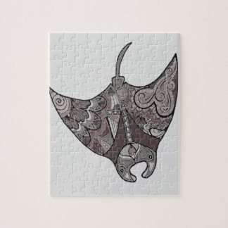 Stingray Jigsaw Puzzle
