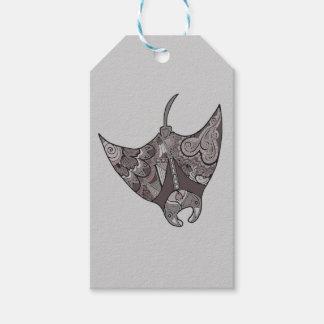 Stingray Pack Of Gift Tags