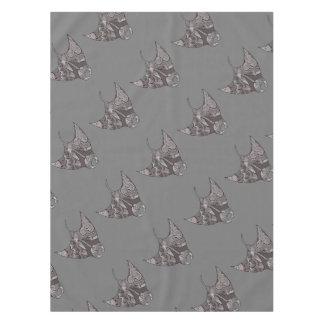 Stingray Tablecloth