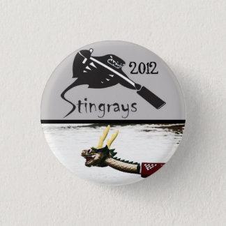 Stingrays Flair Button
