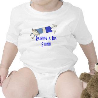 stinker baby shirt