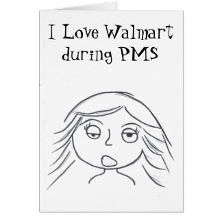 Stinkeye PMS card