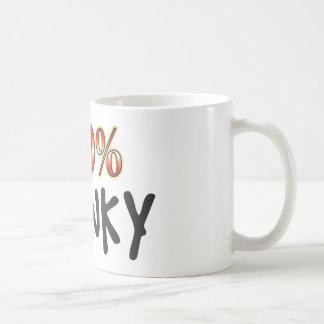 Stinky 100 Percent Coffee Mugs