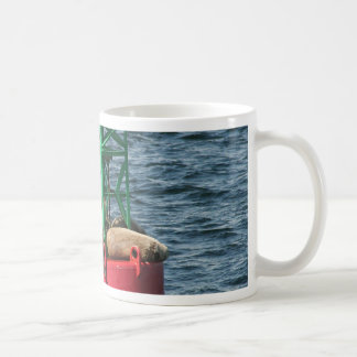 Stinky Dingy Classic White Coffee Mug