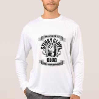Stinky Glove Club (Hockey) T-Shirt