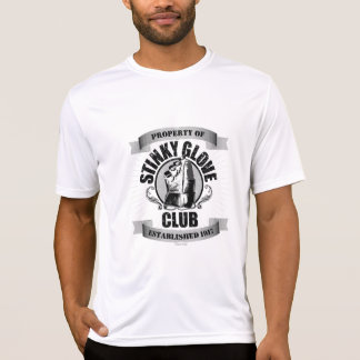 Stinky Glove Club (Hockey) T-Shirt
