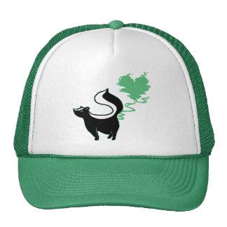 Stinky Love Skunk Trucker Hat