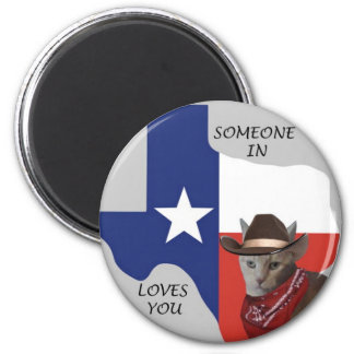 Stinky Loves You Magnet 2