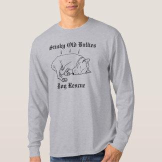 Stinky Old Bullies Tee Shirts