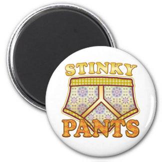 Stinky Pants Refrigerator Magnet