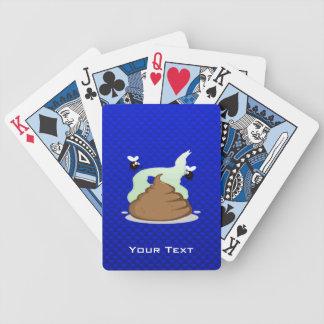 Stinky Poo; Blue Card Deck