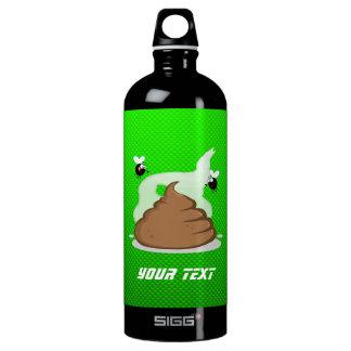 Stinky Poo; Green SIGG Traveler 1.0L Water Bottle