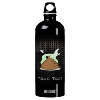Stinky Poo; Grunge SIGG Traveler 1.0L Water Bottle