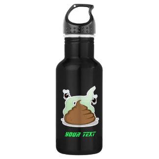 Stinky Poo; Sleek 18oz Water Bottle