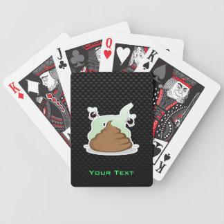 Stinky Poo; Sleek Poker Deck