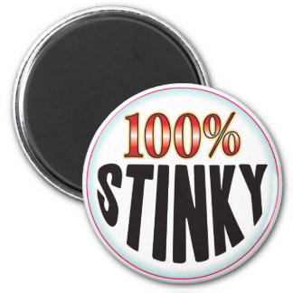 Stinky Tag Magnet