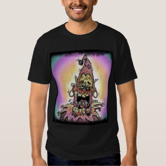 """Stinky the Clown"" Drew Medina Tee Shirts"