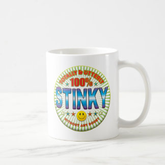 Stinky Totally Coffee Mugs