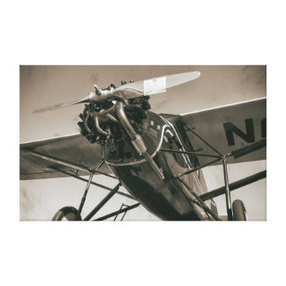 Stinson SM-8A Junior Canvas Print