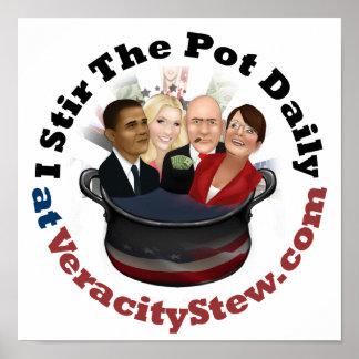 Stir The Pot Poster