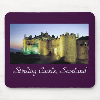 Stirling Castle at Dusk  Mousepad