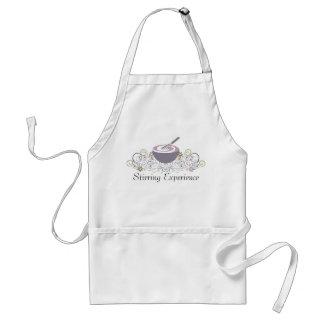 stirring bowl whisk baking batter bakery t-shir... adult apron