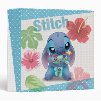 Stitch 3 Ring Binder