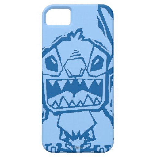Stitch iPhone 5 Cases