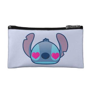 Stitch Emoji Makeup Bags
